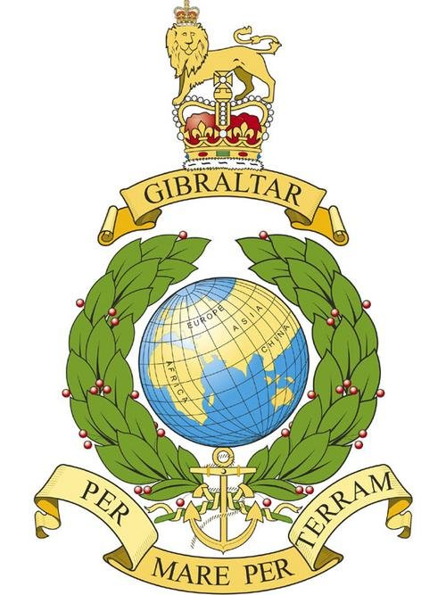 Royal Marines emblem